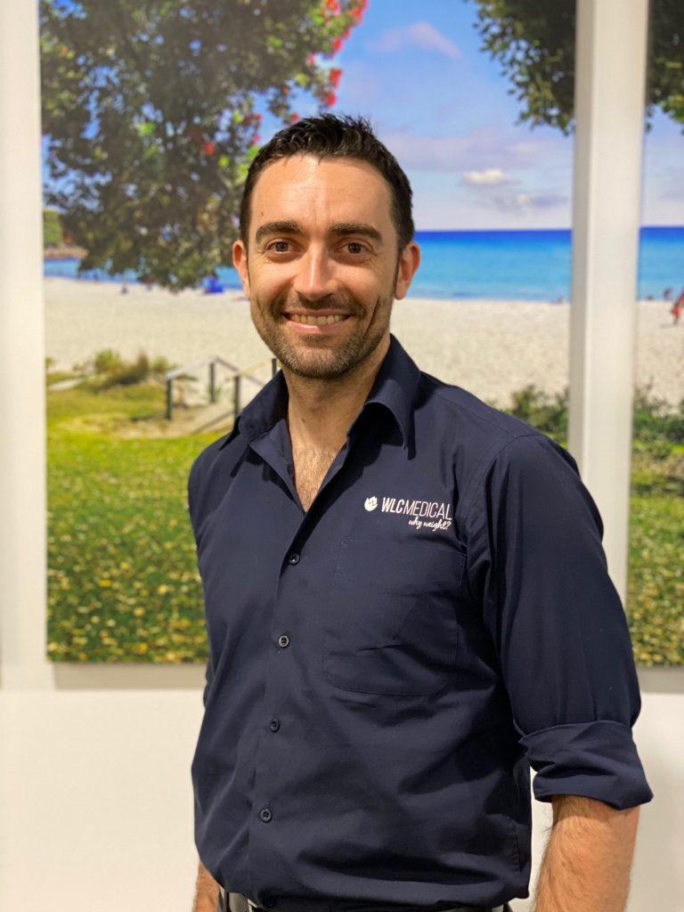 Adam Johnston, Physiotherapist Perth